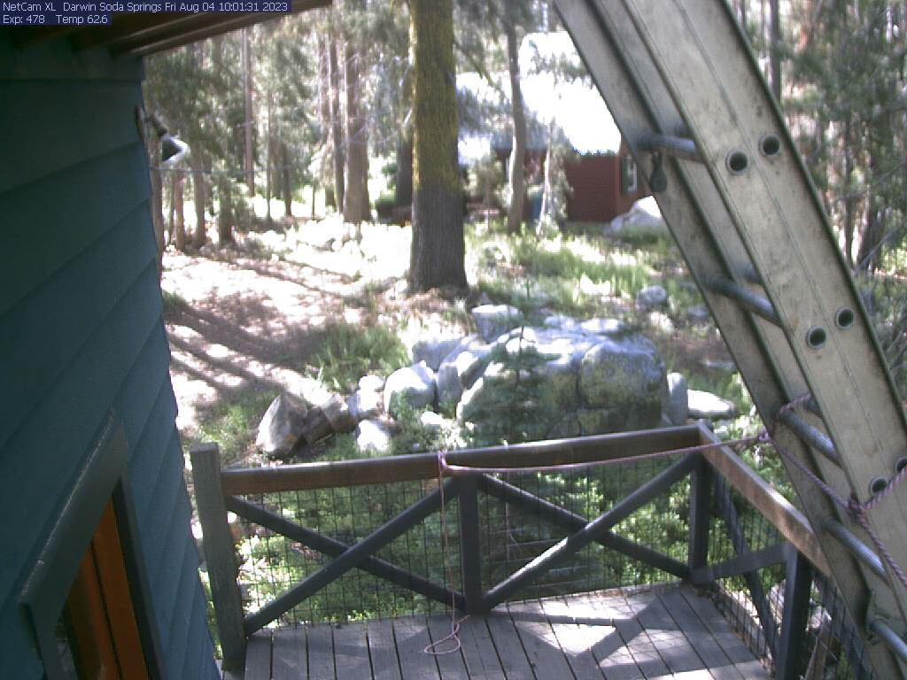 Soda Springs Webcam image